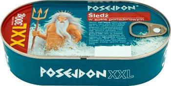 Poseidon herring in XXL tomato sauce