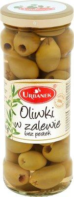 Urbanek oliwki w zalewie bez pestek 300 g bez