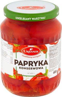 Paprika , Dosen