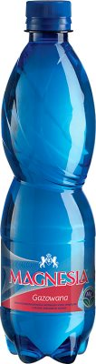 średniozmineralizowana eau minérale naturelle pétillante