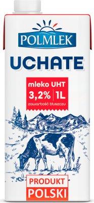 Warmia Uchate mleko 3,2% tłuszczu UHT