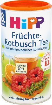 frutas té rooibos -