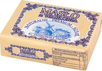 Jagr masło z Warlubia naturalne 82%tł.