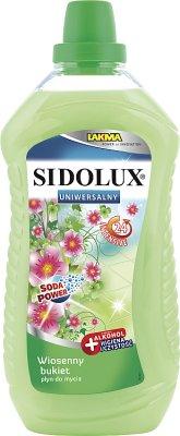 Sidolux uniwersalny płyn do mycia wszystkich zmywalnych powierzchni Wiosenny bukiet