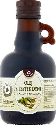 Oleofarm Olej z pestek dyni tłoczony na zimno