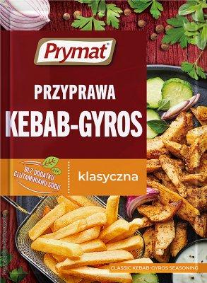 spice kebab - gyros