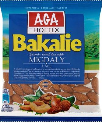 Aga Holtex Bakalie migdały kalifornijskie
