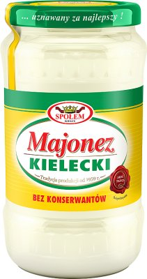 Społem Kielce majonez  kielecki