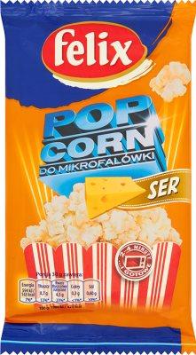 Felix popcorn do mikrofalówki serowy