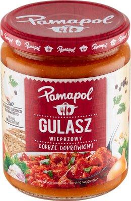 Pamapol Gulasz wieprzowy