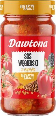 Dawtona sos  Węgierski z pieczarkami