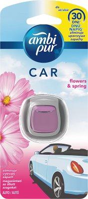 Ambi pur samochodowy odświeżacz powietrza flowers and spring