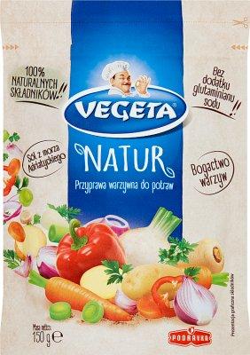 Podravka Vegeta Natur przyprawa warzywna do potraw