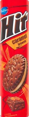 Hit Bahlsen markizy caramel&brownie