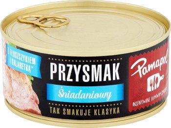 Pamapol konserwy mięsne przysmak śniadaniowy
