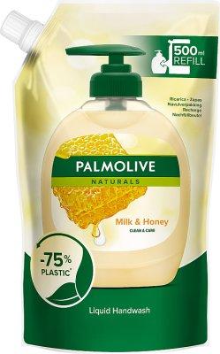 Palmolive Naturals mydło w plynie zapas Ekstrakt z miodu i aloesu