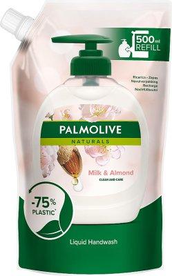 Palmolive Delicate Care mydło w plynie zapas Ekstrakt z migdała i aloesu