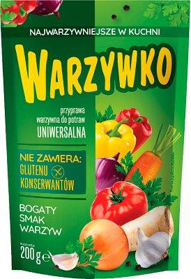 Podravka Warzywko przyprawa do potraw uniwersalne