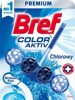 Bref Blue Aktiv zawieszka do WC 4 Function formula Chlorine