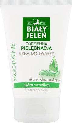 White Deer hypoallergenic face cream extreme moisture sensitive skin