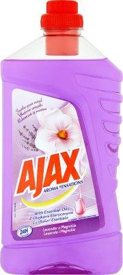Ajax-nettoyant toutes les surfaces de lavande et de magnolia