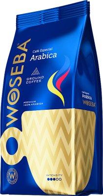 Woseba Kawa mielona 100% arabica