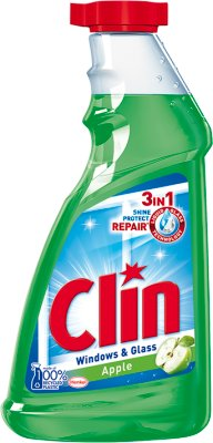 Clin fluid for cleaning the windows with alcohol Apple store