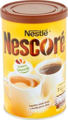 Nescore Kawa rozpuszczalna z oligofruktozą i cykorią 260 g
