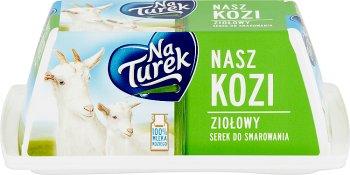 Turek Kozi serek do smarowania ziołowy