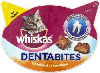 Whiskas Dentabites z kurczakiem Karma uzupełniająca