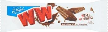 E. Wedel CzekoWafel gaufres à la crème de noisette dans l'original Wedel chocolat 38 g