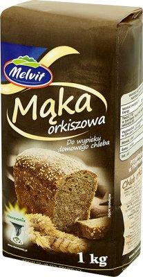 Melvit Mąka orkiszowa