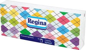 Regina Chusteczki higieniczne 4-warstwowe