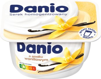 Danio Danone serek homogenizowany waniliowy