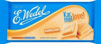 E. Wedel Karmellove! Chocolat Caramel 90 g