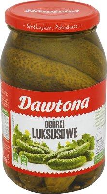 Dawtona Ogórki luksusowe konserwowe