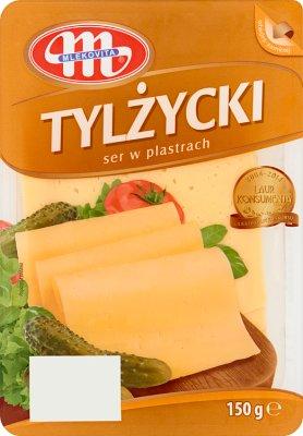 Mlekovita Tylżycki ser żółty w  plastrach