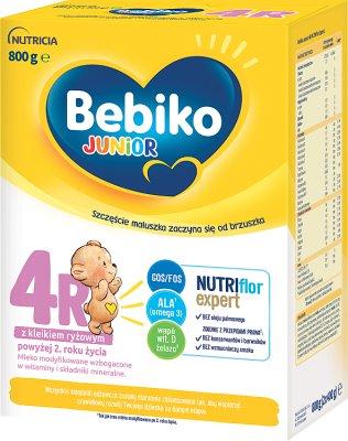 Bebiko Junior 4R Mleko modyfikowane dla dzieci