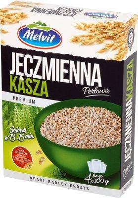 Melvit Kasza jęczmienna perłowa