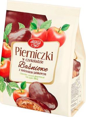 Скава Pierniczki шоколад фея с яблочной начинкой