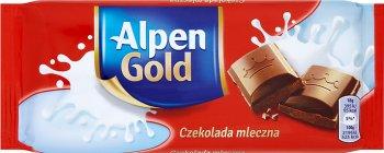 Alpen Gold Молочный шоколад 90 г