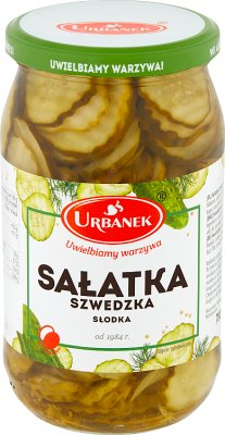 Urbanek Sałatka szwedzka  780 g