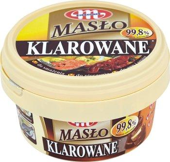 Mlekovita Masło klarowane 99,8% tłuszczu mlecznego