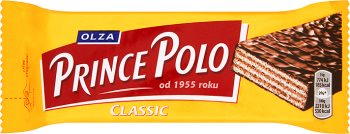 Prince Polo wafelek  classic