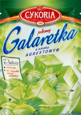 Cykoria Galaretka  o smaku agrestowym