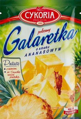 Cykoria Galaretka  o smaku ananasowym