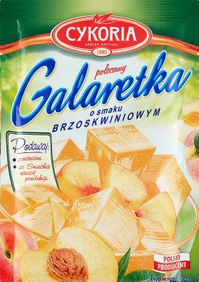 Cykoria Galaretka  o smaku brzoskwiniowym