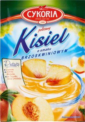 Cykoria Kisiel o smaku brzoskwiniowym