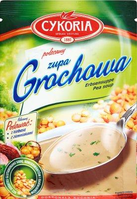 Cykoria Zupa Grochowa