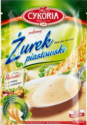 Cykoria Żurek Piastowski